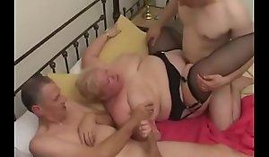 British Granny Mad about 16 - Pumhot.com